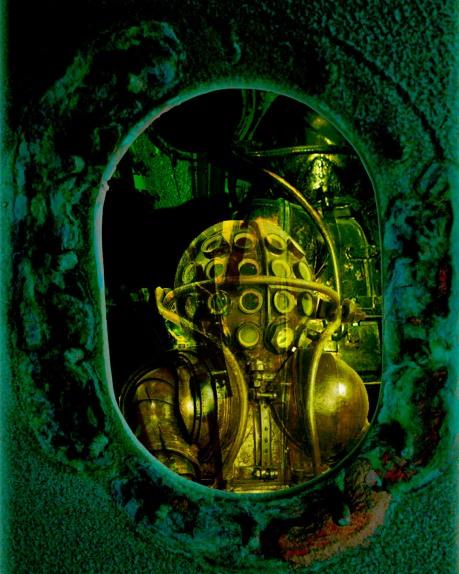 The Killing Machine - illustration copyright 2009 Mark Casha