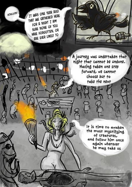 Schlock Comic pg 3